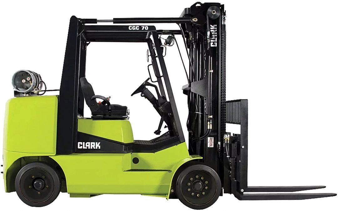 CLARK CGC40-70 (Compact)