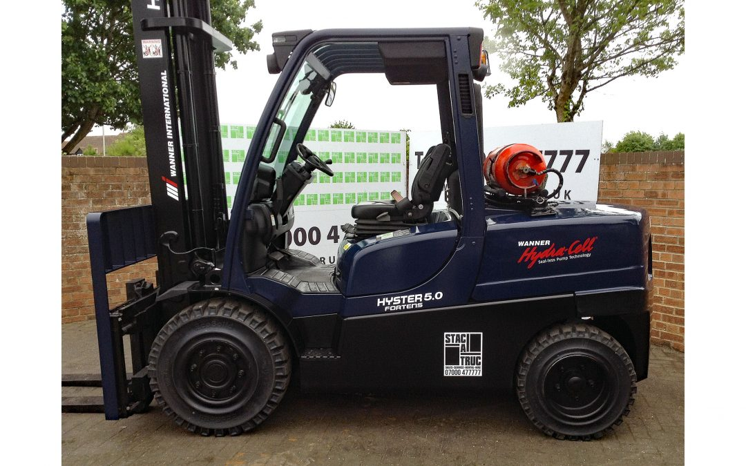 HYSTER H5OFT